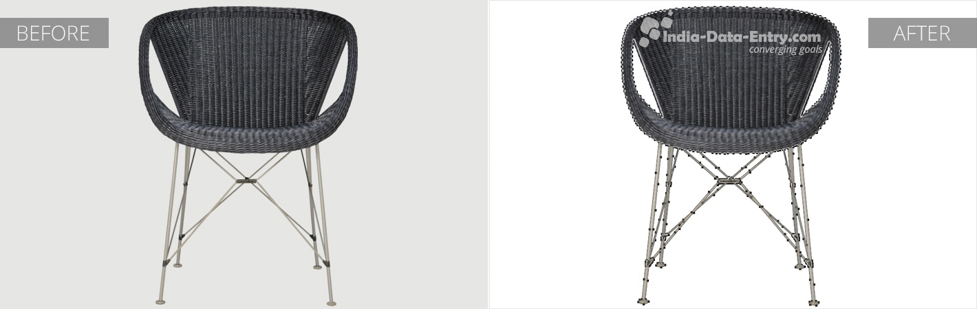outsource photo clipping path services